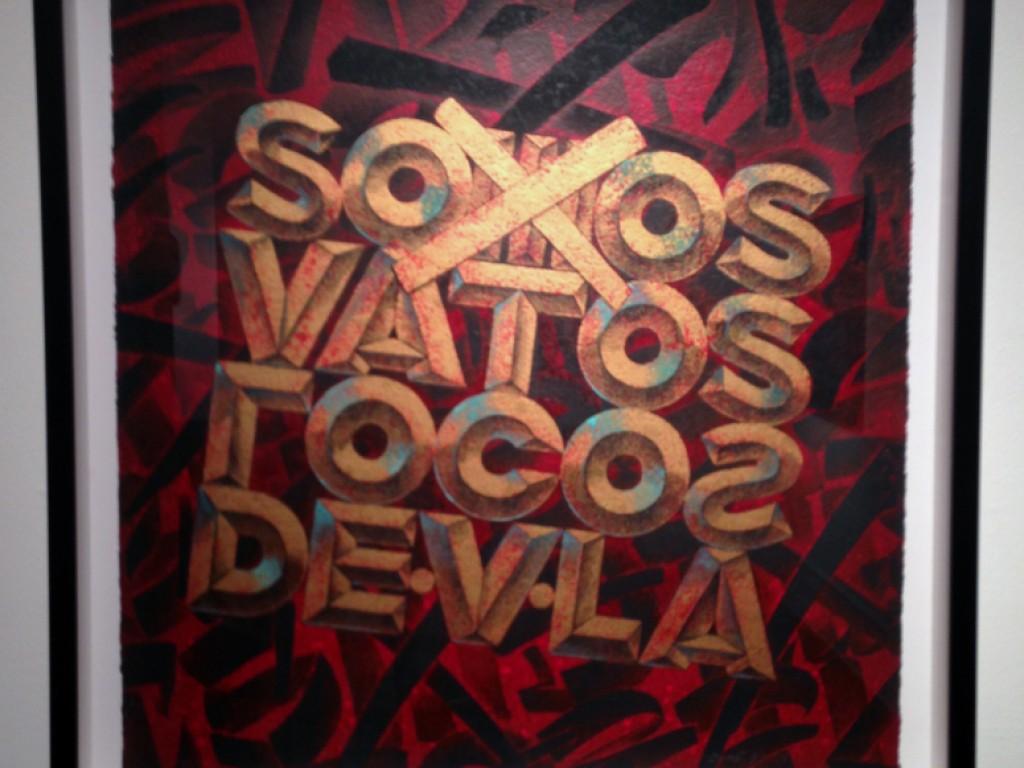 Somos Vatos Locos De LA by Chaz