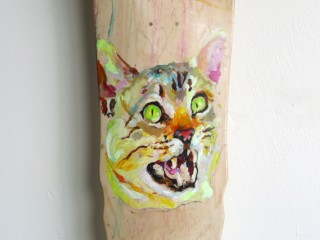 EVOL – Hand Painted Skate Deck – 1