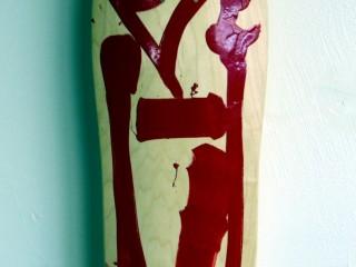 RETNA – Hand Painted Skate Deck – 12