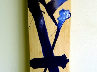 RETNA – Hand Painted Skate Deck – 7