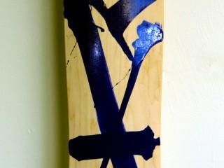 RETNA – Hand Painted Skate Deck – 7