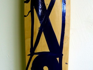 RETNA – Hand Painted Skate Deck – 6