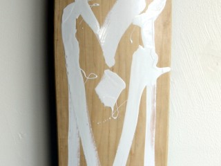 RETNA – Hand Painted Skate Deck – 4
