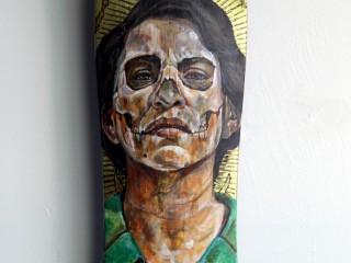 Ricardo Estrada – Hand Painted Skate Deck – 6
