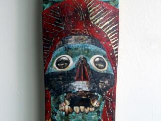 Ricardo Estrada – Hand Painted Skate Deck – 4